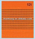 100% polyester 12T webbing for sling