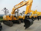 2012 hot sale! 13ton CE certifaction crawler excavator