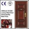 CK-065 Exterior Security Cold-rolled Steel Door
