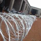 barrier razor wire system