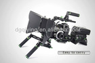 Lanparte V mount camera support systems shoulder pad baseplate