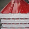 EPS roof sandwich panels