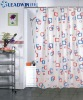Bathroom use Beautiful shower curtain