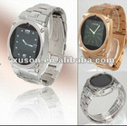 First Stainless Steel Java Watch Phone TW818 QuadBand 1.3M Camera 1.6 Inch Touch