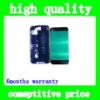 Back Brushed Aluminum Cover Housing For iphone5 green