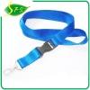 20mm width Blue Lanyard