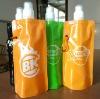 FDA compliant plastic water pouch