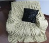 Polyester Jacquard Sofa Cover (single/double/large size )
