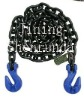 Alloy steel safety hooks for chain lifting