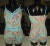 ladies tank top, sexy sleepwear, pajamas
