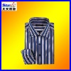 ST-SH02#men's dress shirt/business shirt stripe best quanlity 100%cotton