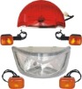 scooter Lamps/Motorcycle Lamps