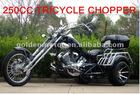 HDT250-1R 250cc EPA 3 wheel motorcycle chopper