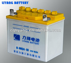 Three wheel motorcycle battery Specification: YTX7L-BS MF motorcycle battery Item YTX7L-BS M,12V18Ah three wheel bike battery