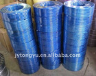 2/4/6/8/10/12GA Transparent Blue Power Cable