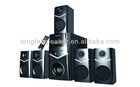 5.1 SPEAKER WITH DIGITAL LED DISPLAY/USB/SD/FM/AUX/AC-3/REMOTE/BASS TREBLE VOLUME