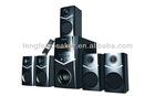 5.1 SPEAKER WITH DIGITAL LED DISPLAY/USB/SD/FM/AUX/AC-3/REMOTE/BASS TREBLE VOLUME