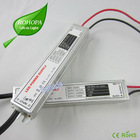 15W Waterproof LED Power Supply,IP67,White,with CE and RoHs Certification