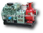 elegant!marine diesel emergency fire pump set