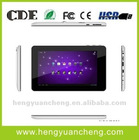 Android Tablets built in 3G with phone call function