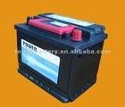 Sealed Maintenance Free Car Battery DIN60MF 12V60AH