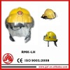 import polyamine fibre fire fighter helmets(Korea style )