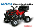 High-powered style china cheep 150cc epa mini quad