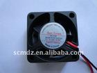 low noise waterproof small dc fan 5v 12v