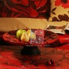 Q495-80.73Chinese Style Decorative Fruit Tray