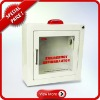 AED Wall Cabinet with Alarm & Strobe