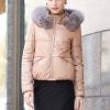 leather jacket/down jacket/L004WEI
