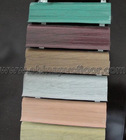 Recycled Plastic PVC Skirtinig Board--OAK,TEAK,MAPLE color