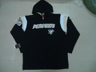 Hockey Penguins hoodie black size M-XXXL