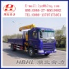 JAC 4*2 Truck with crane,lorry mounted crane