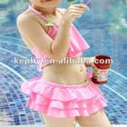 Top quality swimwear baby girls swim skirt