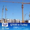 12 Tons Q7030 Tower Crane (QTZ250)