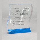 super acrylic award