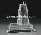 transparent crystal souvenir