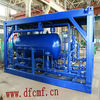 ASME oil gas water three phase separator