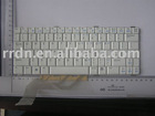 Computer keyboard, notebook keyboard, laptop keyboard