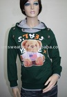Fashion Woman Hoodies Sweatshirt (XM-SSLD-0003)