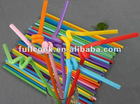 "100 X 10"" Flexible Drinking Straws"