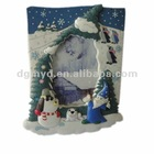 Beautiful and special Promotion christmas photo frame