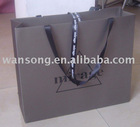 shopping packaging paper bag