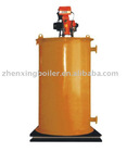 Vertical gas/oil-fired Heat-transfer Oil Steam Boiler