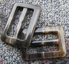 Simple Urea Plastic Buckle For Men