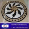 New Style of Marble Floor Waterjet Pattern