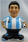 Football Player Money Box