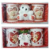 Valentine's Day Gifts with Ceramic Mugs