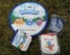 promotional Tyvek frisbee